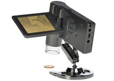 Schermo a colori a 3 pollici di Analyer TFT dei video di Dermatoscope del microscopio capelli elettronici della pelle